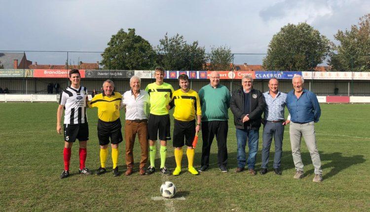 Club Roeselare – KVC Deerlijk Sport  0 – 1