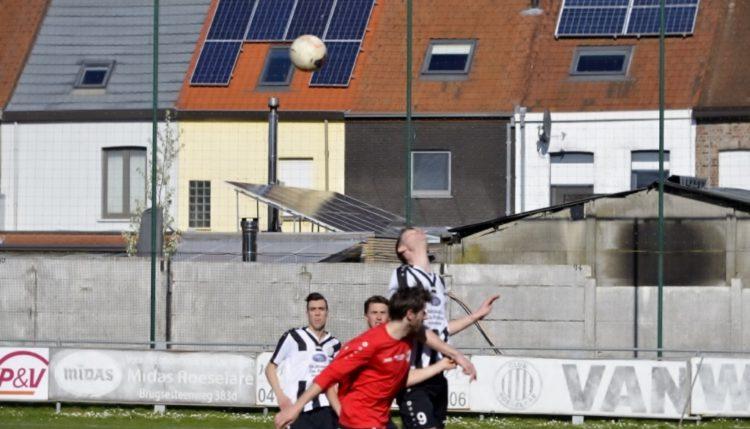 K E De Haan – Club Roeselare 1 – 3
