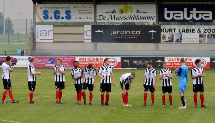 KVK Avelgem – Club Roeselare 0 – 1 (strafschoppen 4 – 4).