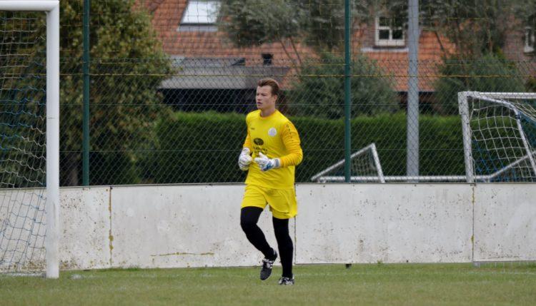 Merkem Sport – Club Roeselare 1 – 3 (beker van W-Vl.).