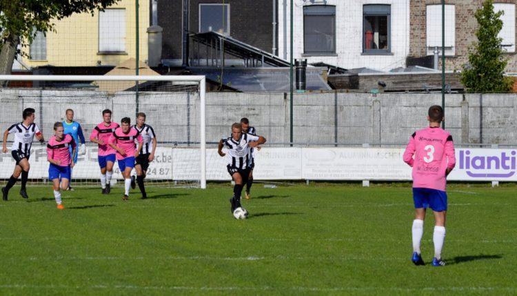 Foto's Club Roeselare – KFC Lichtervelde (3 – 0).
