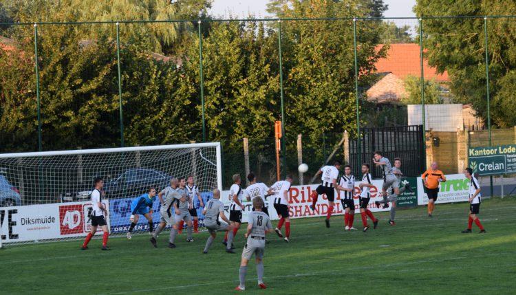 Oefenwedstrijd KSK Vlamertinge – Club Roeselare 1 – 1
