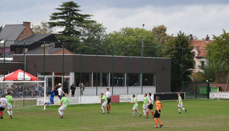 Foto's wedstrijd Club Roeselare – KVC Deerlijk Sport