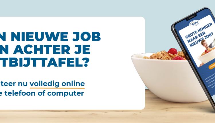 Op zoek naar een job ?
