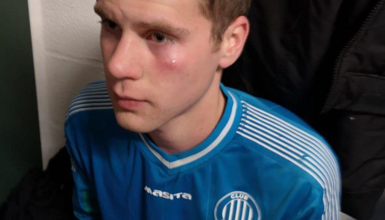KV Blauwvoet Otegem – Club Roeselare 2 – 1