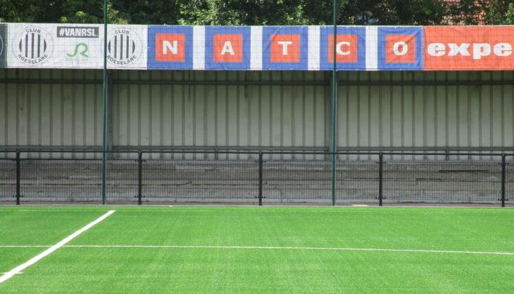 Club Roeselare – KSK Geluwe  2 – 0