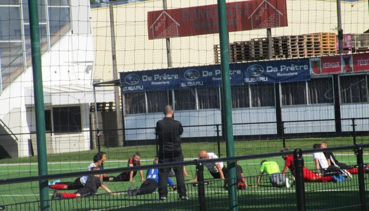 Oefenwedstrijden jeugd