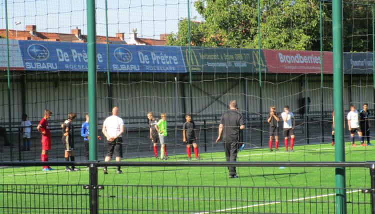 Verdeelde uitslagen bij jeugd Club Roeselare