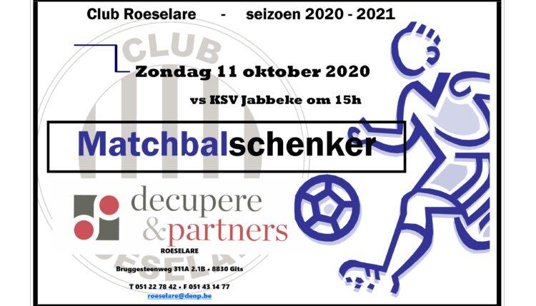 Matchbalschenker Decupere & partners