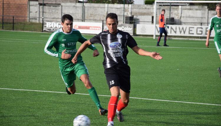Club Roeselare – Dosko Beveren  1 – 1