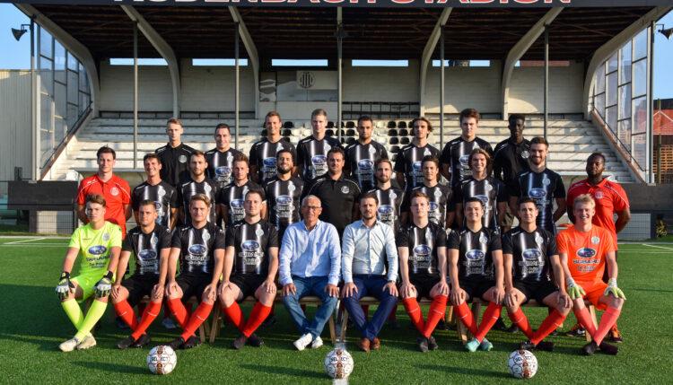 Ploegfoto Eerste Ploeg Club Roeselare seizoen 2021-2022
