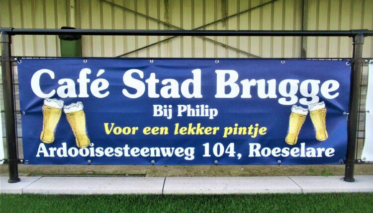 Spelersbezoek aan Stad Brugge