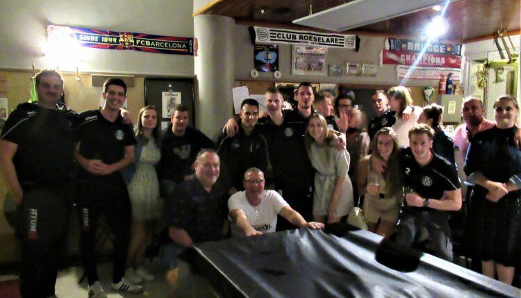 Club Roeselare brengt bezoek aan Stad Brugge