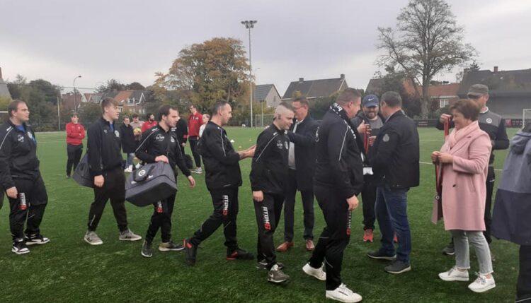 G-ploeg speelde mee in toernooi op Mandel United