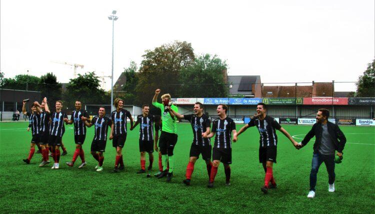 Club Roeselare terug alleen leider na 2-1 winst tegen VVC Beernem